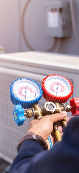 Keep your heating and cooling systems running year after year with annual pre-season maintenance!